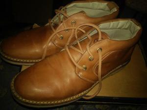 zapatos de hombre talle 42. dos usos