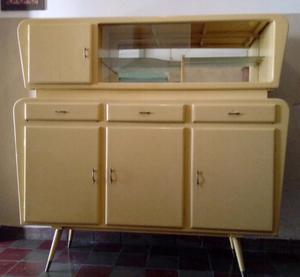 Aparador modular vintage madera