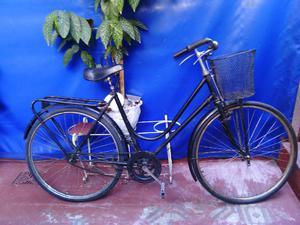 Bicicleta. En buen estado.
