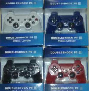 Joystick Playstation 3 Doubleshock Ps3 Inalambrico!!!!!!