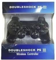 Joystick Ps3 Dualshock 3 Bluetooth C/cable De Carga S/cargo