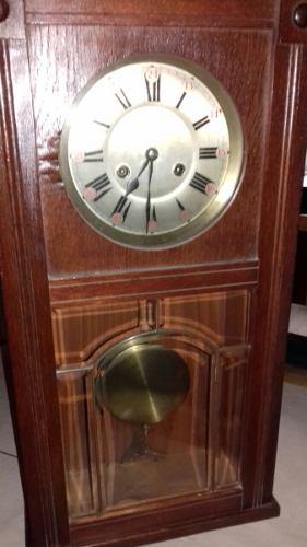 Antiguo Reloj A Pendulo. Imperdible!!!
