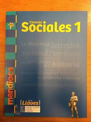 Ciencias Sociales 1 - Serie Llaves - Estacion Mandioca