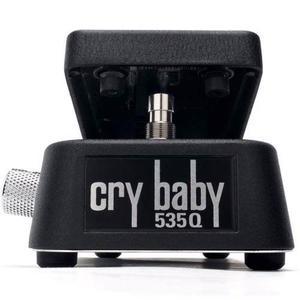 Dunlop Cry Baby 535q Wah Wah Pedal Efecto Guitarra Oddity