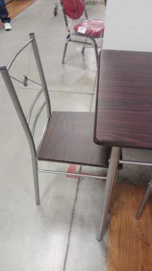 Juego de comedor !!! mesa y 4 sillas