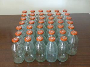 Lote De Botellas Gatorade, 41 Piezas