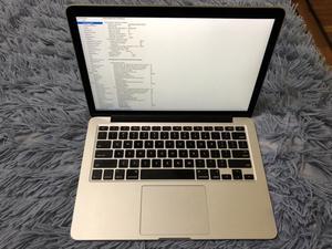 Macbook pro 12 retina  impecable