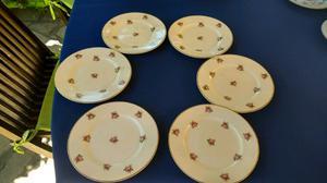 Compro vajilla porcelana losa inglesa limoges posot class for Vajilla de porcelana inglesa