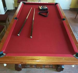 Vendo mesa de pool y ping-pong