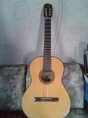 guitarra de concierto gracia modelo f permuvendo