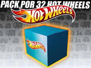 Autitos Hot Wheels Pack X 32 Surtidos - Matilda Regalos