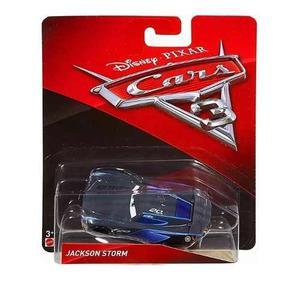 Auto Cars 3 Disney Jackson Storm Mattel Jugueteria Aplausos