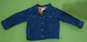 Campera Old Navy Original de corderoy 18 a 24 meses