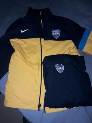 Conjunto original de Boca Juniors