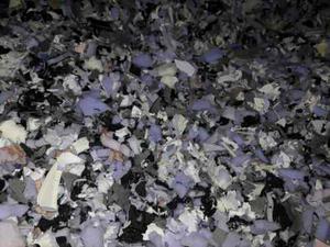 Copos de goma espuma relleno de almohadones y posot class - Espuma para relleno ...