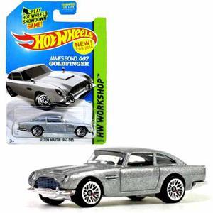 Hot Wheels James Bond 007 Aston Martin Db5 Goldfinger Mrtoy