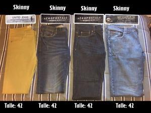 Jeans Masculinos nuevos (Liquido)!! Talle 42