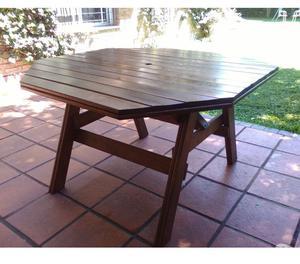 Mesa de madera – Funes