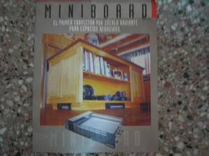 Miniboard por zócalo radiante
