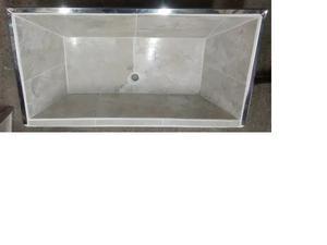 Pileta de lavadero en ceramica fabrica posot class for Piletas de concreto