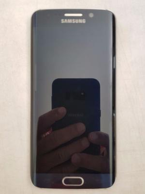 S6 edge unico impecable poco uso liberado fabrica