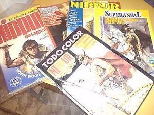 vendo revistas nipur!!