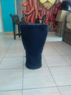 vendo tambor africano poco uso en estado nuevo,marca meinl