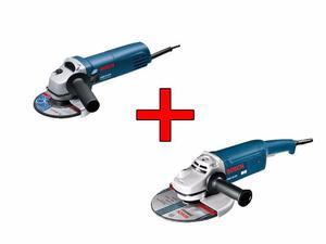 Amoladora Angular Bosch Gws w) + Gws w)
