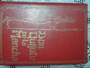 Don Quijote / Tapa de cuero