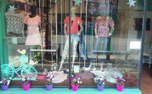 Fondo comercio indumentaria femenina