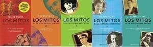 Los Mitos De La Historia Agrentina 5 Libros Felipe Pigna