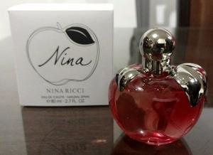 Perfume Importado Nina Ricci - 80ml
