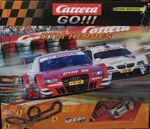Scalextric Pista De Autos Carrera Go Dtm Heroes Original