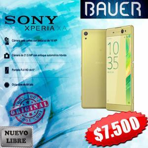 Sony Xperia XA Ultra FG Libre