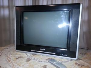 Tv Philips 21 Stereo Con Control Remoto