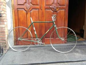 bicicleta antigua de coleccion rodado 28 marca eregret