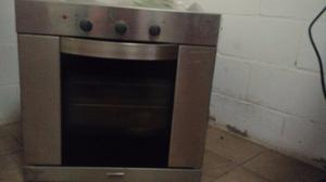 vendo horno empotrable y anafe impecable
