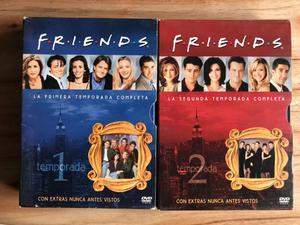 Friends temporada 1 y 2