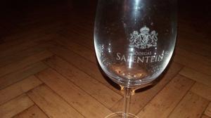 """Juego de 2 copas de vino altas """"Saletin"""""""