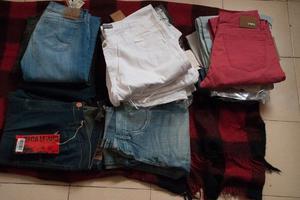 Lote de 15 jeans nuevos de hombre originales marcas unimog