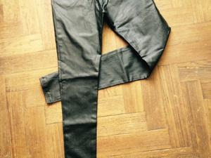 Pantalon engomado de mujer
