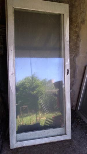 Vendo puerta balcón