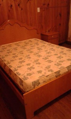 juego de dormitorio completo.
