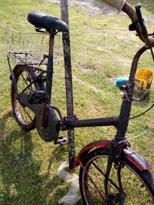 Bici antigua multiuso