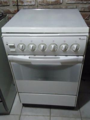 Cocina WHIRLPOOL Horno a GAS- Grill Electrico- ¡¡EXCELENTE