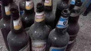 Envases De Cerveza Vacios De Quilmes-brahma-isenbek Quilmes