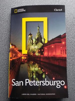 Libro Viaje: Rusia San Petersburgo - National Geographic -