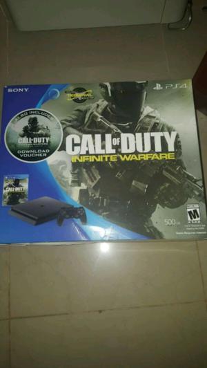 PlayStation 4 de 500 gb marca sony