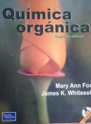 Química Orgánica Fox- Whitessel (2da edición)