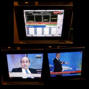 """TV 29"""" pantalla plana con decodificador"""